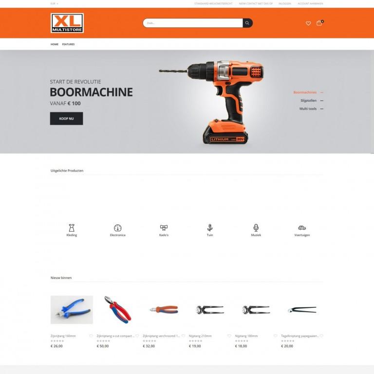 XLMultistore