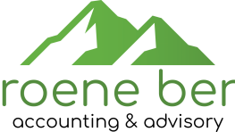 Groene berg_kleur voor print