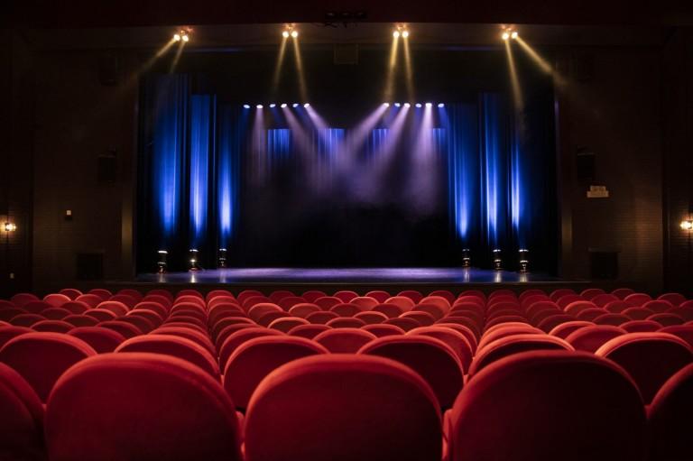 Grote Zaal Theater de Speeldoos Baarn - Foto Mieke Wegerif