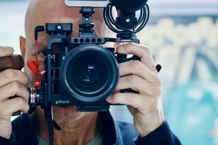 Filmmaker Ad Heessels