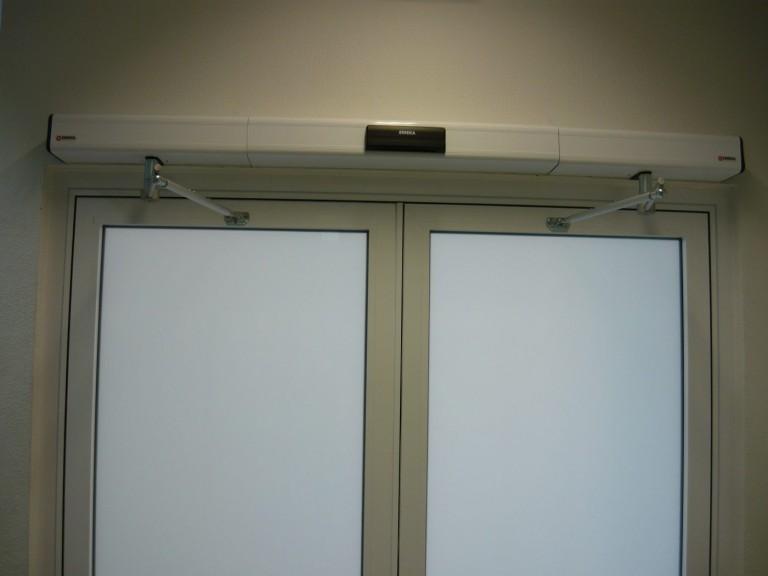 BATLS-ERREKA special cover in case of double leaf door