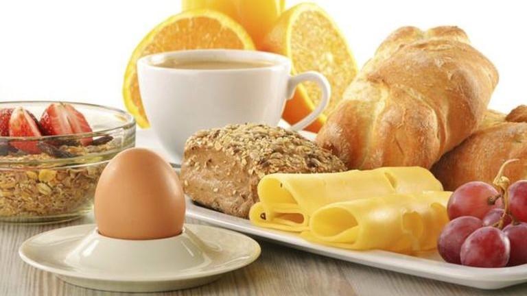 BIZON'der ontbijt